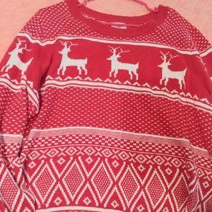 XXL seasonal sweater